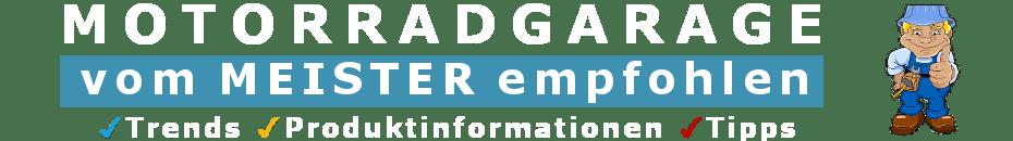 Motorradgarage-kaufen.de Logo