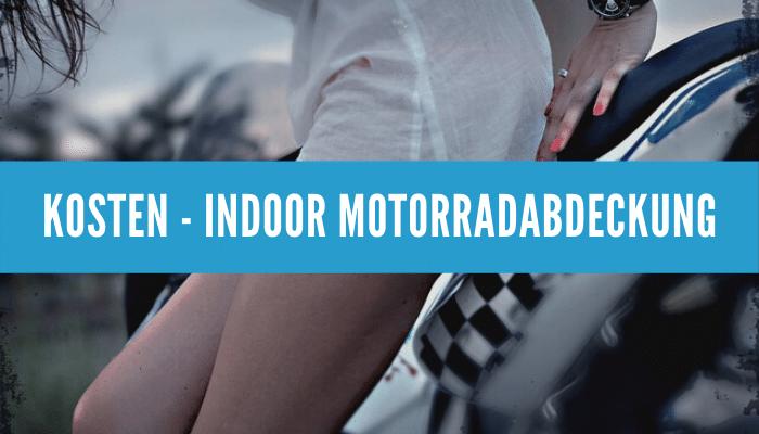 Preis - Indoor Motorradabdeckung
