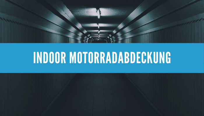 Indoor Motorradabdeckung_