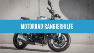 Motorrad Rangierhilfe
