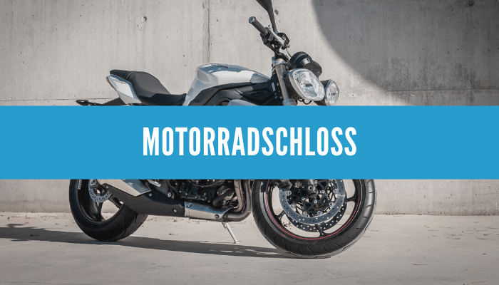 Motorradschloss