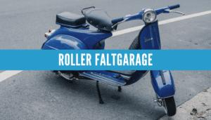 Roller Faltgarage